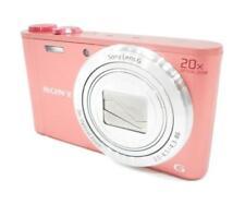 SONY Cyber-Shot DSC-WX350 Pink Digital Camera 20x Optical Zoom EMS w/ Tracking