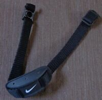 Nike Baseball Chin Cup Strap Color Black/White Unisex One Size - New
