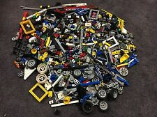 LEGO Technic Lot of 1500+ Pc Bricks Rods Gears Beams Parts Huge Bulk Lot