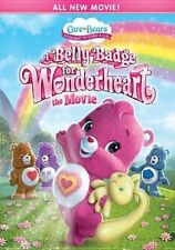 Care Bears a Belly Badge for Wonderheart Movie DVD Region 1 US IMPORT NT
