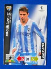 CARD ADRENALYN CHAMPIONS LEAGUE 2012/13 JOAQUIN - MALAGA - STAR PLAYER - UPDATE