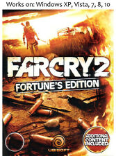 Far Cry 2 Fortunes Edition PC Game