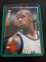 1994-95 Upper Deck PRO Files - Shaquille O'Neal - Orlando Magic - #205 NM 2nd YR