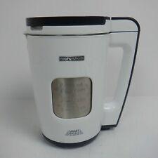 Morphy Richards Total Control Soup Maker 501020 White Soupmaker USED EXCELLENT