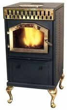 Magnum Baby Countryside Flex-Fuel Stove with 24K Gold Door