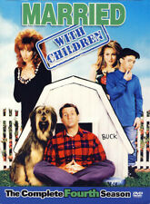 MARRIED WITH CHILDREN - THE COMPLETE SEASON 4 (BOXSET) (DVD)