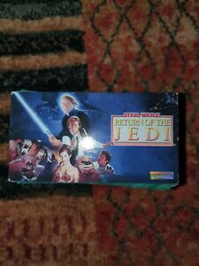 Topps Widevision Return Of The Jedi Complete Set Of 144 Cards