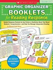 Graphic Organizer Booklets for Reading Response: Grades 4–6: Guided Response Pac
