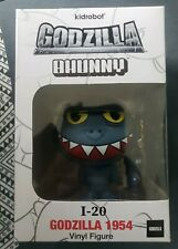 Loot Crate Exclusive Godzilla 1954 I-20 Kidrobot Bhunny 4 inch Vinyl Figure