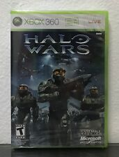 HALO WARS / XBOX 360 - Factory Sealed