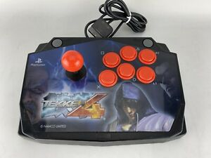 Hori Tekken 4 Arcade Fight Stick Playstation 2 PS2 PS1 Japan Import