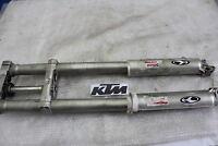 KTM 620 LC4 Gabel Vorderradgabel mit Gabelbrücke Front Fork #R7020