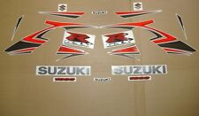 GSX-R 1000 2007 complete decals stickers graphics kit set k7 transfers adhesivos