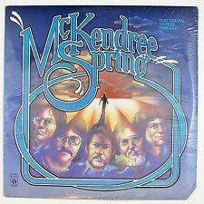 MCKENDREE SPRING Too Young To Feel This Old LP (STILL SEALED)