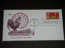 USA 1993 Year of the Cock FDC VF