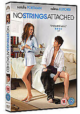 No Strings Attached (DVD, 2011)