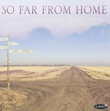 FREE US SHIP. on ANY 2 CDs! ~LikeNew CD Shook-russo 4tet: So Far From Home
