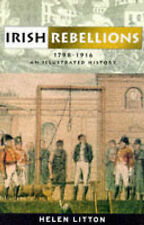Irish Rebellions, 1798-1916: An Illustrated History-ExLibrary