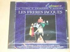 CD / LES FRERES JACQUES / EXPRESSION / 16 TITRES / NEUF SOUS CELLO