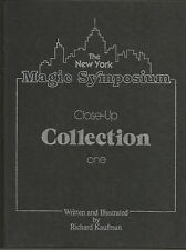 The New York Magic Symposium Close-Up/Stage Collection vol. 1 & 2