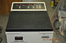 TOMY MRX 152 High Speed Refrigerated Micro Centerfuge