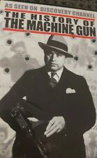 History Of The Machine Gun [DVD] 3 Disc Set - Region 2 - Sealed - 2007 - Cert E