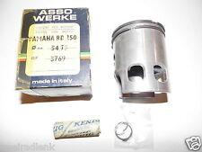 Pistón yamaha rd250 + rd250 4l1 - 54,75 Ø con L-ring Asso-piston-Pistone