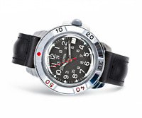 WATCH Men's VOSTOK KOMANDIRSKIE # 431783  RUSSIAN  MILITARY  NEW