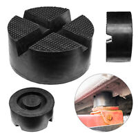 Universal Rubber Cross Grooved Floor Slotted Jack Pad Pinch Weld Side Frame Rail