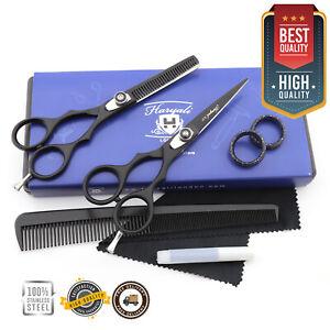 Professional Barber Shear Salon Haircut Set Hair Dressing Hair Thinning Scissors