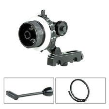 Proaim Follow Focus with Hard Stops & Flexible Gear Belt for DSLR Video Camera
