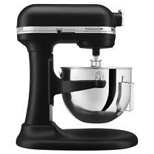 KitchenAid Stand Mixer 475 -W 10-Speed 5-Quart Rkg25hOxbm Black Professional Hd