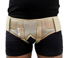 BRANDED Inguinal Hernia Belt for Men Groin Support Double Truss Brace