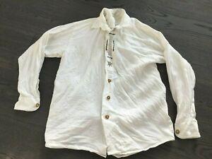 AMANN Trachtenhemd, Hemd, langarm Hemd Made in Austria, Grösse: 40, gebraucht