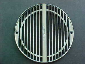 Lamborghini Air Conditioner Heater intake Cover Grille_Trim Bezel_Chrome_GENUINE
