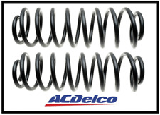 2X REAR Coil Springs AcDelco For OEM# 19261981 Buick Chevy GMC Isuzu Oldmobile