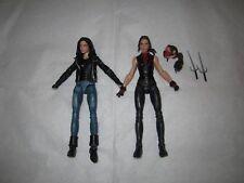 Marvel Legends DaredevilNetflix Elektra Jessica Jones from Man Thing BAF Series