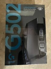 Logitech G502 Lightspeed Wireless Gaming Mouse New Factory Sealed Free Shipping