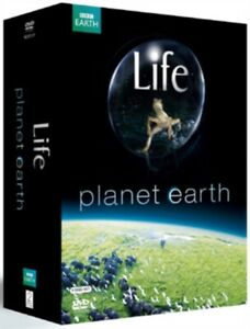 NEW Planet Earth / Life DVD