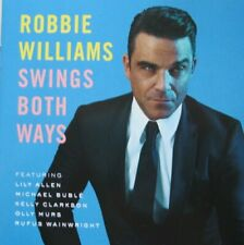 ROBBIE WILLIAMS - SWINGS BOTH WAYS - CD