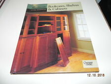 Pre-Owned Book: Woodsmith Custom Woodworking  Bookcases,Shelves & Cabinets 1999