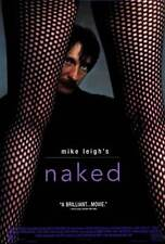 NAKED Movie POSTER 27x40 David Thewlis Lesley Sharp Katrin Cartlidge Greg