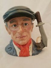 Royal Doulton; Large character jug 'Little Mester Museum Piece' D6819 free post