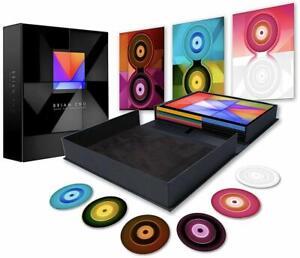 Brian Eno - Music for Installations (Coffret 6 CD Super Deluxe Edition)