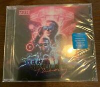 ☆ MUSE - SIMULATION THEORY 2018 CD Album NEW SEALED 574675-2