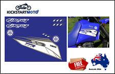 Sticker Kit for Yamaha TTR90 TTR125 TTR250 Tank Decals Vinyls TTR 90 125 250