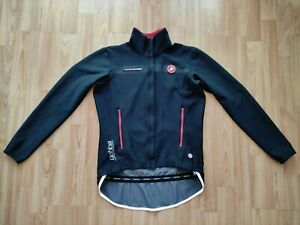 Castelli Gabba 2 Women's Gore Windstopper Long Sleeve Cycling Jacket Size : M