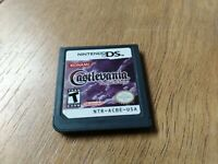 Castlevania: Portrait of Ruin (Nintendo DS, 2006) Game Only