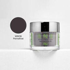 SNS Nail Dipping Powder WW35 - Permafrost 1oz