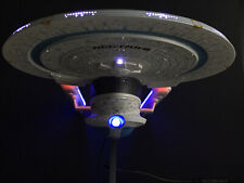 PRO BUILT 1/1000 Enterprise B FULL LIGHTING Prop Replica Star Trek